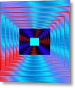 Luminous Energy 17 Metal Print by Will Borden