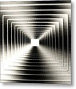 Luminous Energy 3 Metal Print