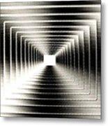 Luminous Energy 3 Metal Print