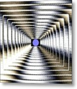 Luminous Energy 6 Metal Print