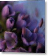 Luscious Lilac Metal Print by Bonnie Bruno