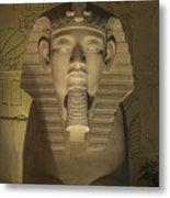 Luxor Interior 2 Metal Print