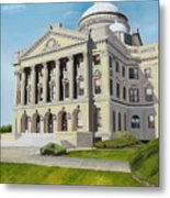 Luzerne County Courthouse Metal Print