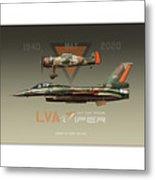 Lva Viper Demo Metal Print