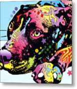 Lying Pit Luv Metal Print by Dean Russo
