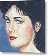Lynda Carter Metal Print