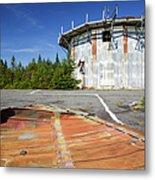 Lyndonville Air Force Station - Vermont Metal Print