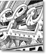 Lyric Theatre Metal Print