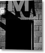 M For Many Metal Print