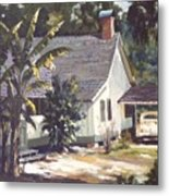 M. K. Rawlings House  Metal Print