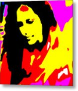 Ma Jaya Sati Bhagavati 5 Metal Print by Eikoni Images