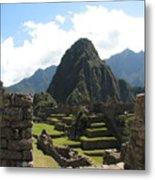 Macchu Picchu 10 Metal Print