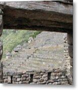 Macchu Picchu 5 Metal Print