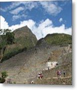 Macchu Picchu 7 Metal Print
