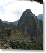 Macchu Picchu 8 Metal Print