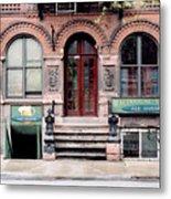 Macdougal Street Ale House Metal Print