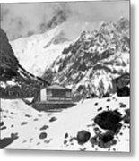Machhapuchchhre Base Camp - The Himalayas Metal Print