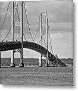 Mackinac Bridge 6111 Metal Print