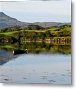 Macleod's Table In Scotland Metal Print
