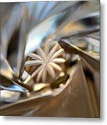 Macro Magic Metal Print