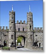 Macroom Castle Ireland Metal Print