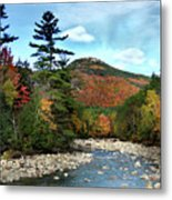Mad River By Welch And Dickey  Metal Print