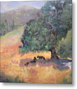 Made In The Shade Metal Print