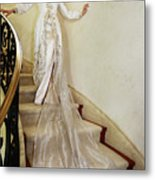 Mademoiselle French Collection 2 Metal Print