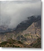 Maderia Mountains  Metal Print