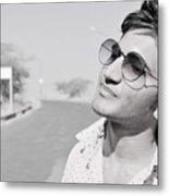 Madhusudan Bishnoi...... Metal Print