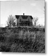 Madison County Farm House Metal Print
