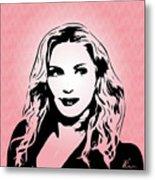 Madonna - Pop Art Metal Print