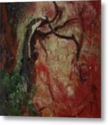 Madrona Tree Metal Print