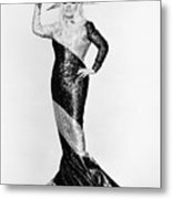 Mae West (1892-1980) Metal Print by Granger