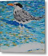 Maestro Of The Beach Metal Print