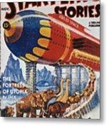 Magazine Cover, 1939 Metal Print