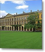 Magdalen New Building Metal Print