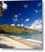 Magens Bay Morning St Thomas Us Virgin Islands Metal Print