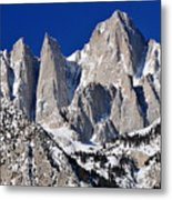 Magestic Whitney Metal Print