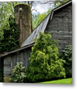 Maggie Valley Barn Metal Print