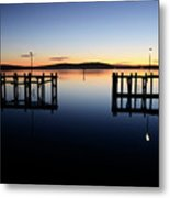 Magic At Bodega Bay California Metal Print