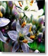 Magic Blossoms Metal Print