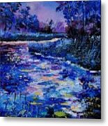 Magic Pond Metal Print