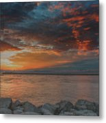 Magic Sky  Metal Print