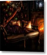 Magical Christmas Metal Print