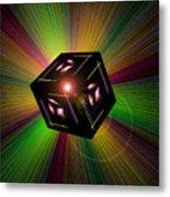 Magical Light And Energy 3 Metal Print