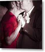 Magical Moment Of Love Metal Print