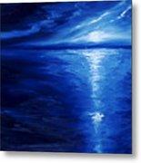 Magical Moonlight Metal Print