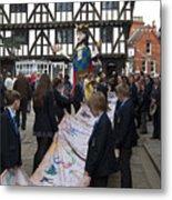 Magna Carta 2015 Metal Print