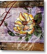 Magnolia In Limbo Dp19 Metal Print